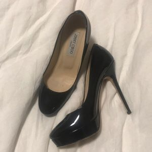 Jimmy Choo platform heels